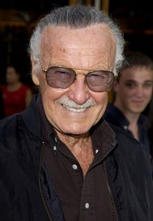 Stan Lee: Never Knowingly Undergrinned.